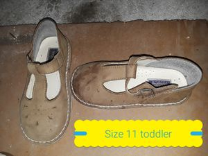 Shoes 11 toddler Girl for Sale in Fairfax Station, VA
