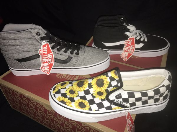 7b5fbd0f7470 Vans shoes for Sale in San Jose