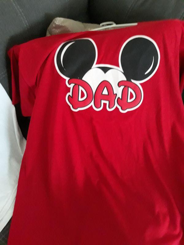 Dad Disneyland T Shirt