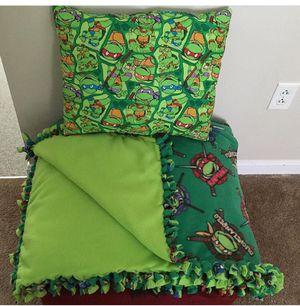 Ninja Turtle Fleece Set for Sale in Cleveland, OH