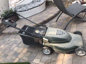 Electric lawn mower for Sale in San Ramon, CA