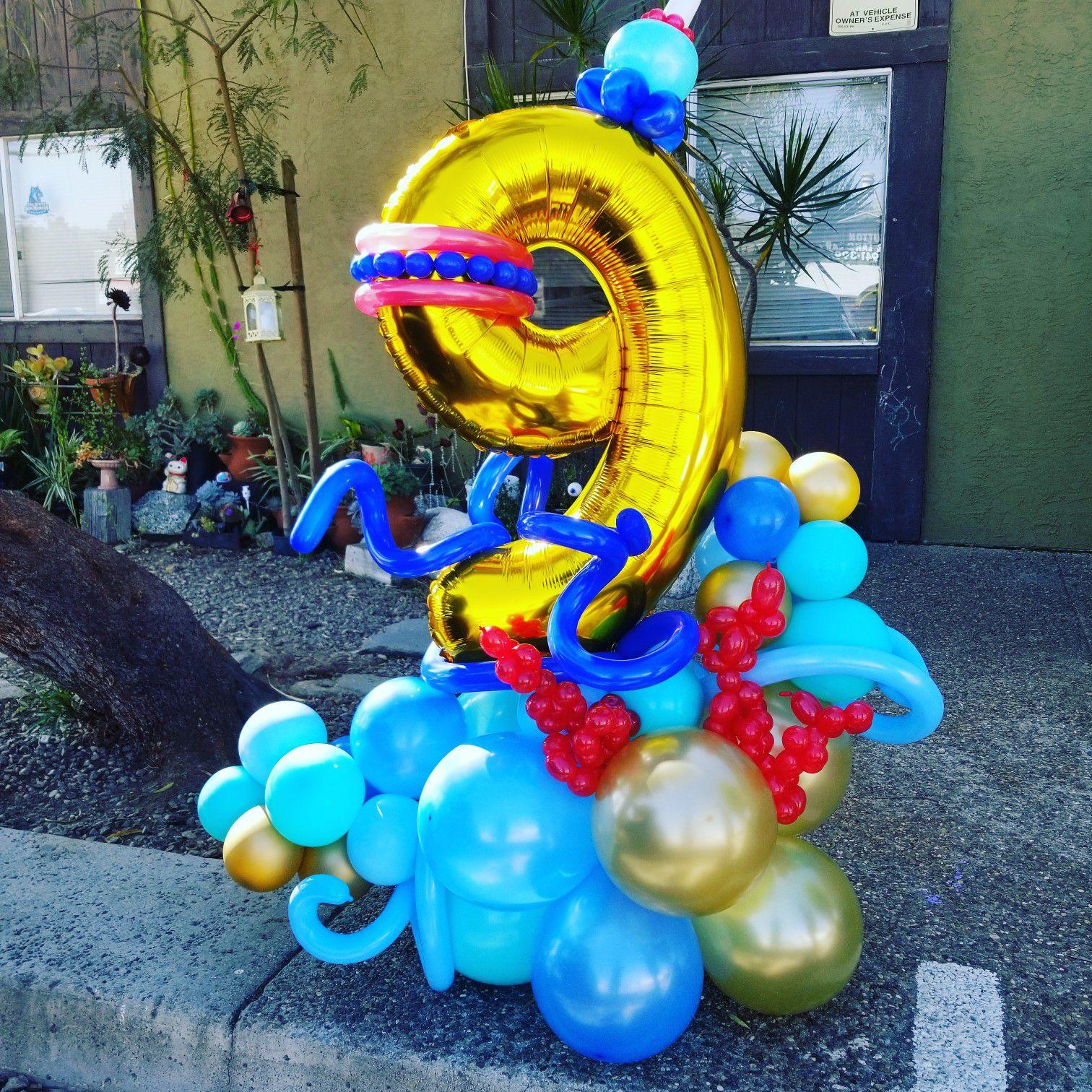 Balloon bqt