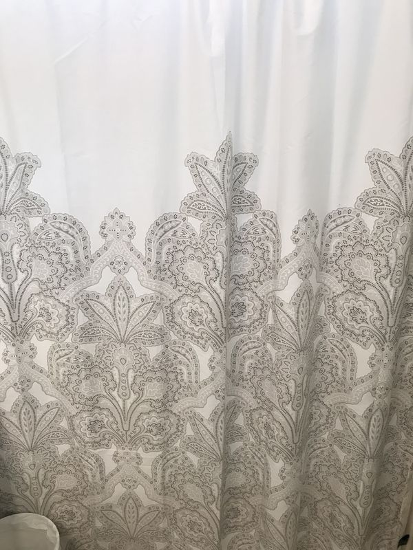 Nicole Miller Shower Curtain