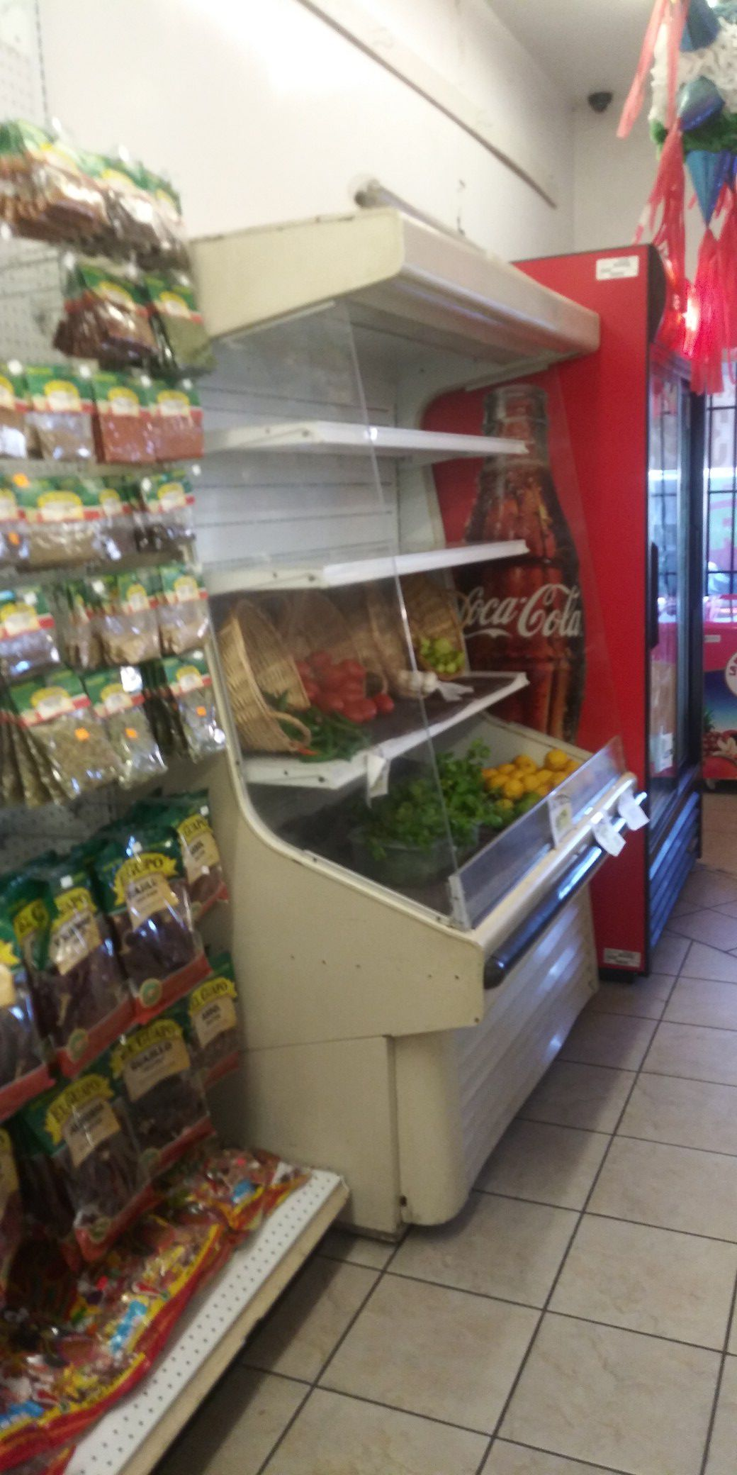 Product refrigerator