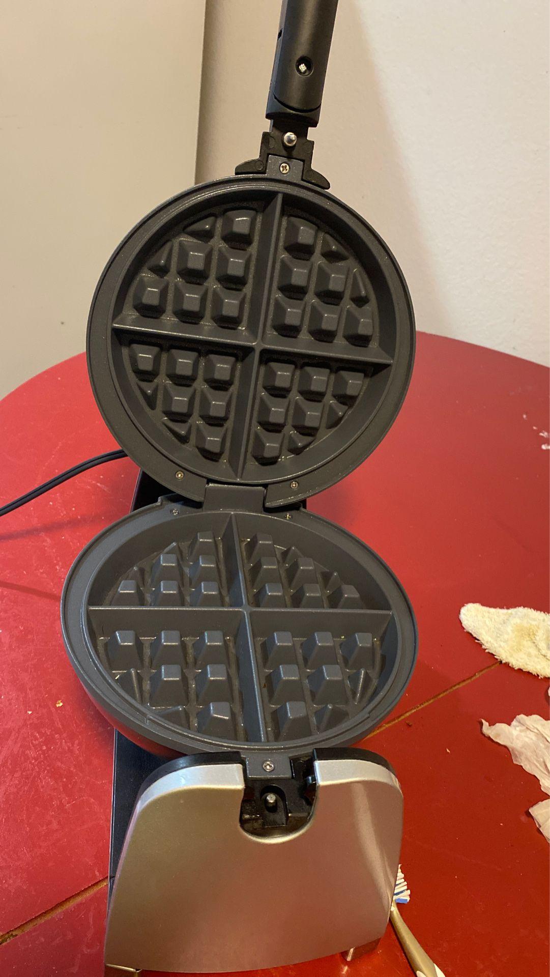 Waffle maker $20
