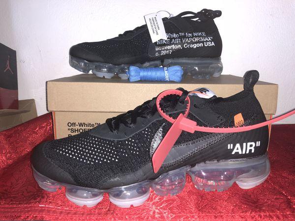 7e20327198cbf7 Nike air Vapormax X Off-white🔥size  9.5 for Sale in Miami