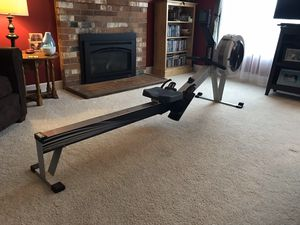 Photo Concept 2 Indoor Rowing Machine