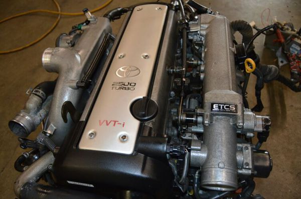 JDM Toyota Chaser 1JZ-GTE VVTI Turbo engine for Sale in San Leandro, CA -  OfferUp