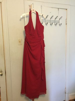 Red Davids Bridal dress/gown for Sale in Baltimore, MD
