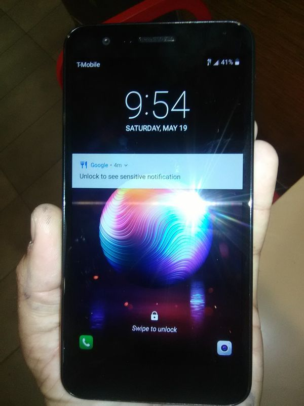 LG k30 T-Mobile cell phone for Sale in Orlando, FL - OfferUp
