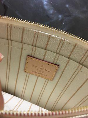 Louis Vuitton Neverfull pochette damier azur! for Sale in Sanford, FL
