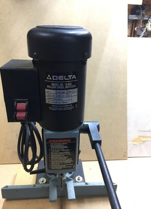 Delta Hollow Chisel Mortiser 14-560 for Sale in Orlando, FL