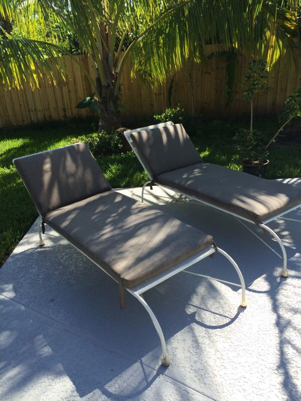 Two Patio Deck Lounge For Sale In Port St Lucie Fl Offerup