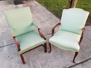 Vintage chairs for Sale in Kissimmee, FL