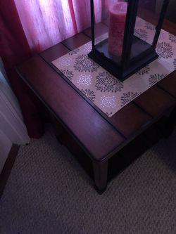 Rustic Coffee table set Thumbnail