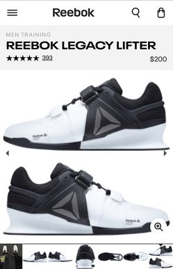 Reebok legacy lifters squat shoes Thumbnail