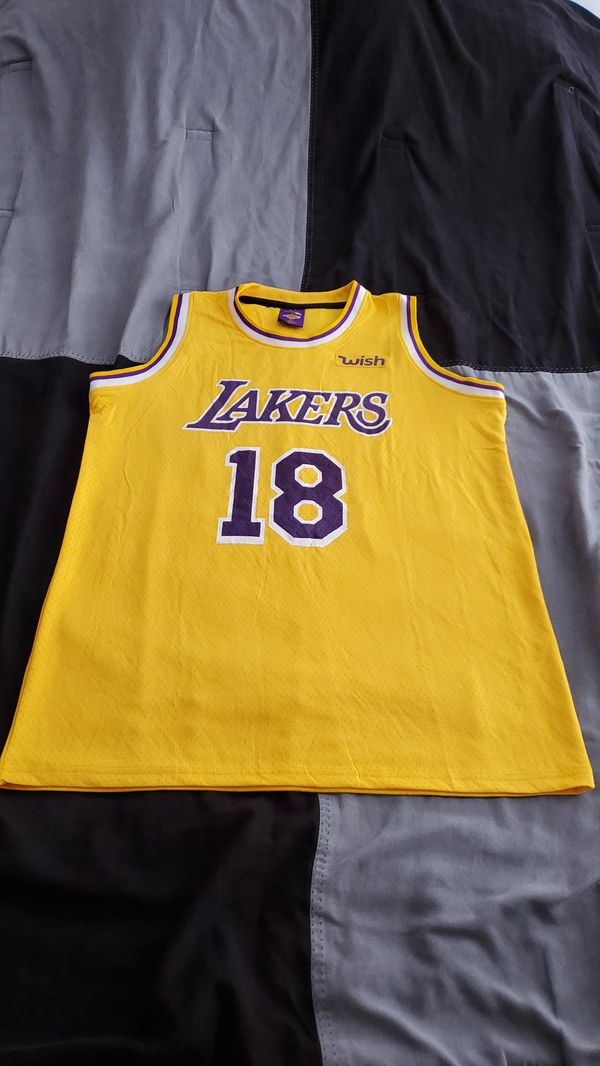 online store 7cc5d 91abf Lakers Special season ticket holder Custom make a wish Jersey for Sale in  Covina, CA - OfferUp