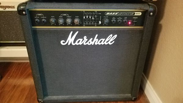 marshall b65 65 watt bass guitar amp amplifier for sale in las vegas nv offerup. Black Bedroom Furniture Sets. Home Design Ideas