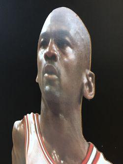 1996 Upper Deck MJ cutout Thumbnail