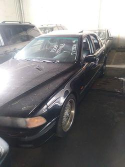 2000 BMW 5 Series Thumbnail
