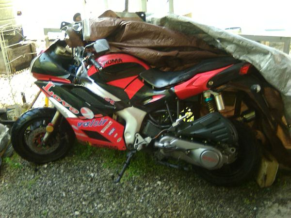 Ongekend 2009 Leike Hornet Roma motorcycle for Sale in South Gate, CA - OfferUp HB-96