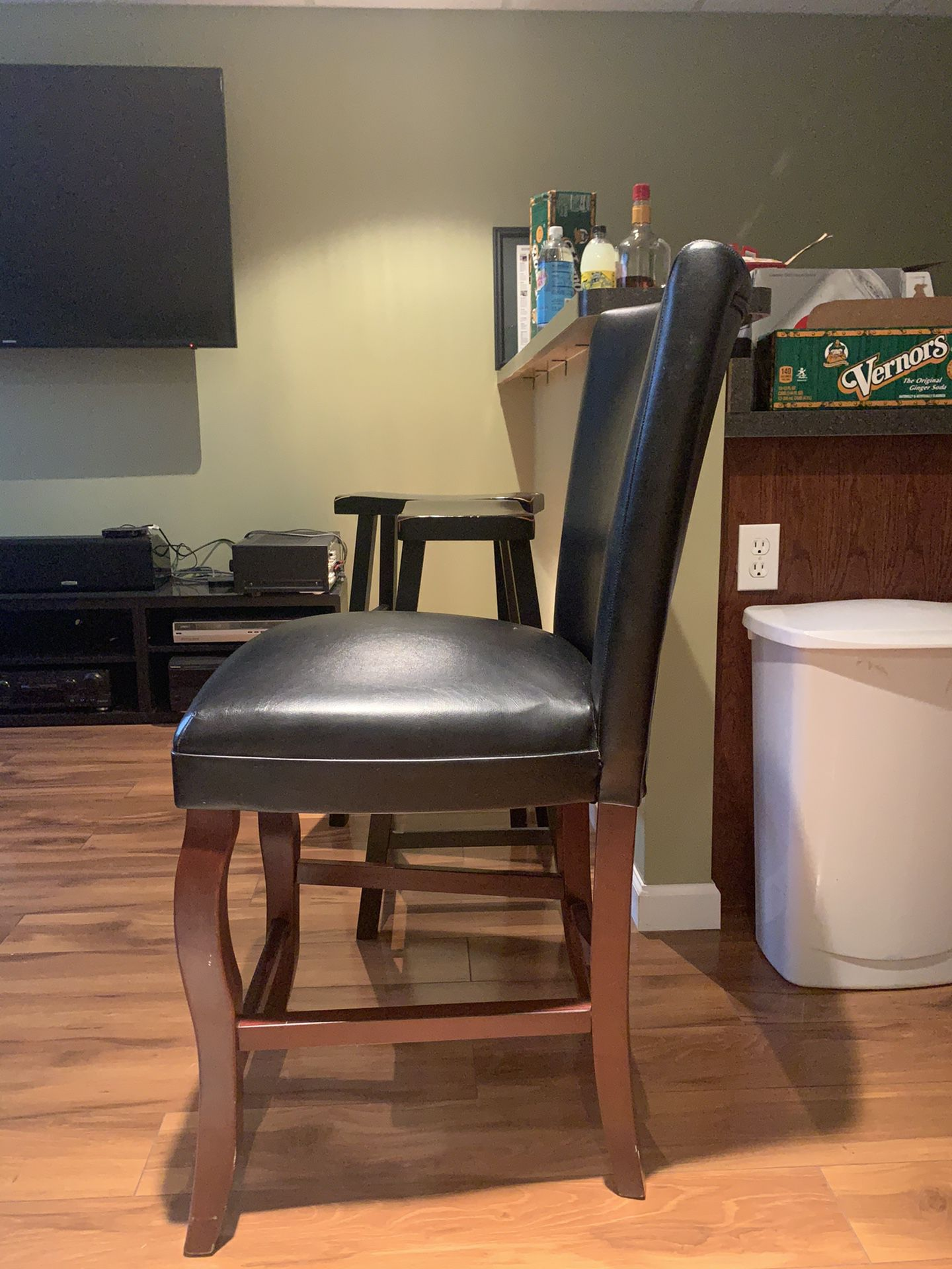 Chairs (4) - Countertop Height