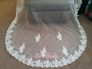 Cathedral Lace Edge Wedding Veil for Sale in Portland, OR