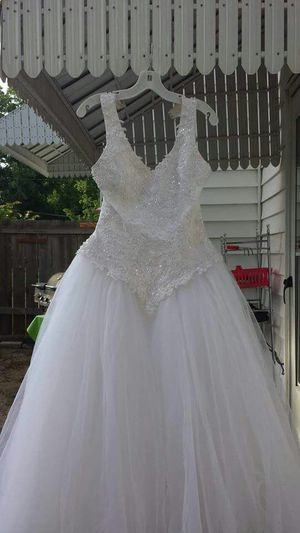 David S Wedding Dress For In Wichita Ks