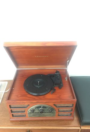 Crosley Record player/ CD player/ Radio for Sale in St. Louis, MO