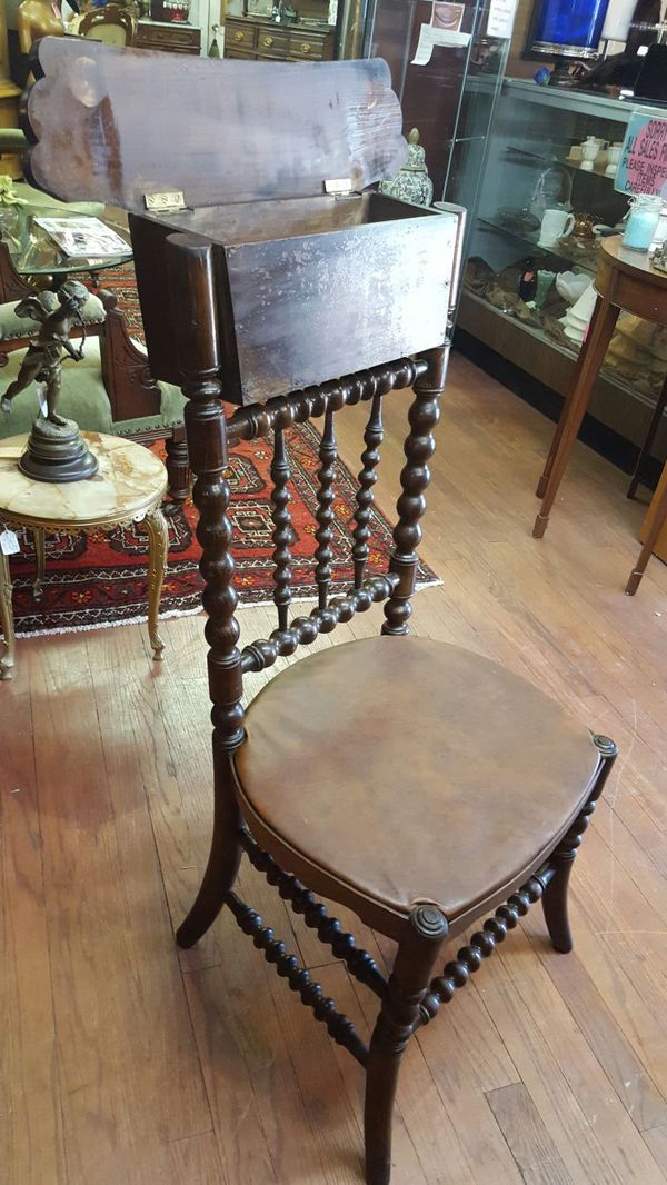 - Antique Belgian Prayer Chair For Sale In Helotes, TX - OfferUp