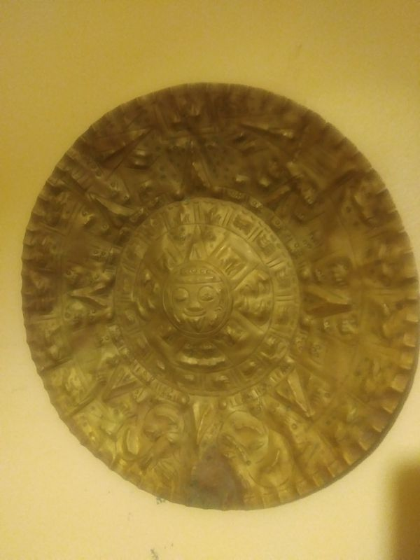 Aztec item decoration for ur wall for Sale in Addison, IL - OfferUp