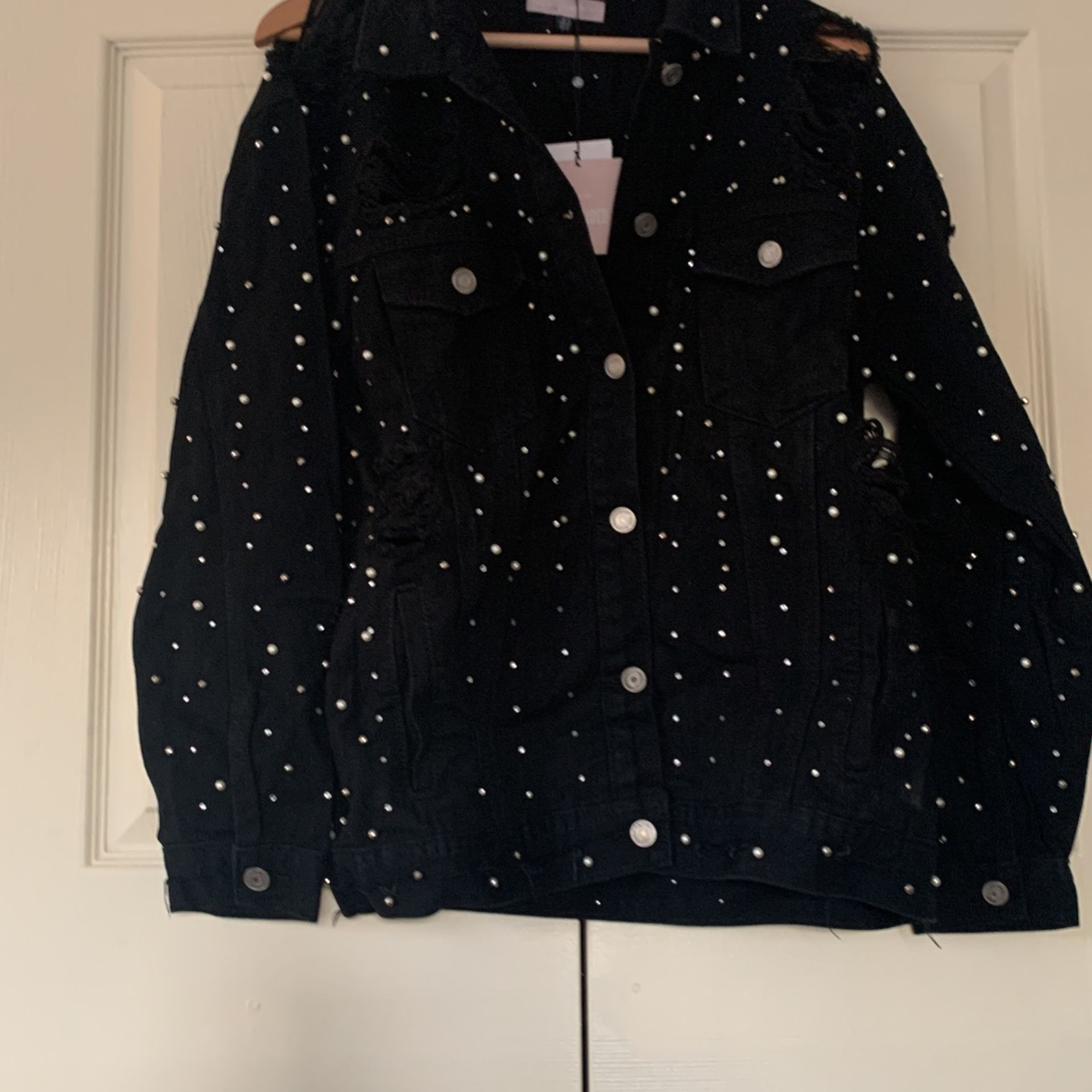 Carli Bybel X Misguided Jacket