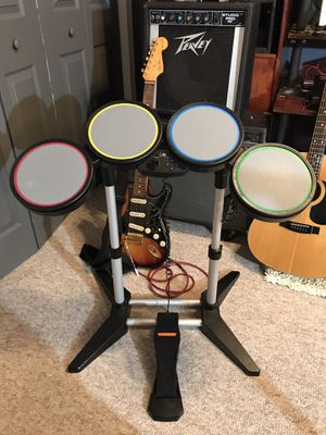 Play station PS2 Harmonix Rock Band Drum Kit for Sale in Centreville, VA