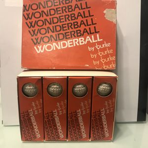 Vintage made in the USA WonderBall (never used) for Sale in Los Angeles, CA