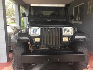 jeep wrangler for sale in florida - offerup