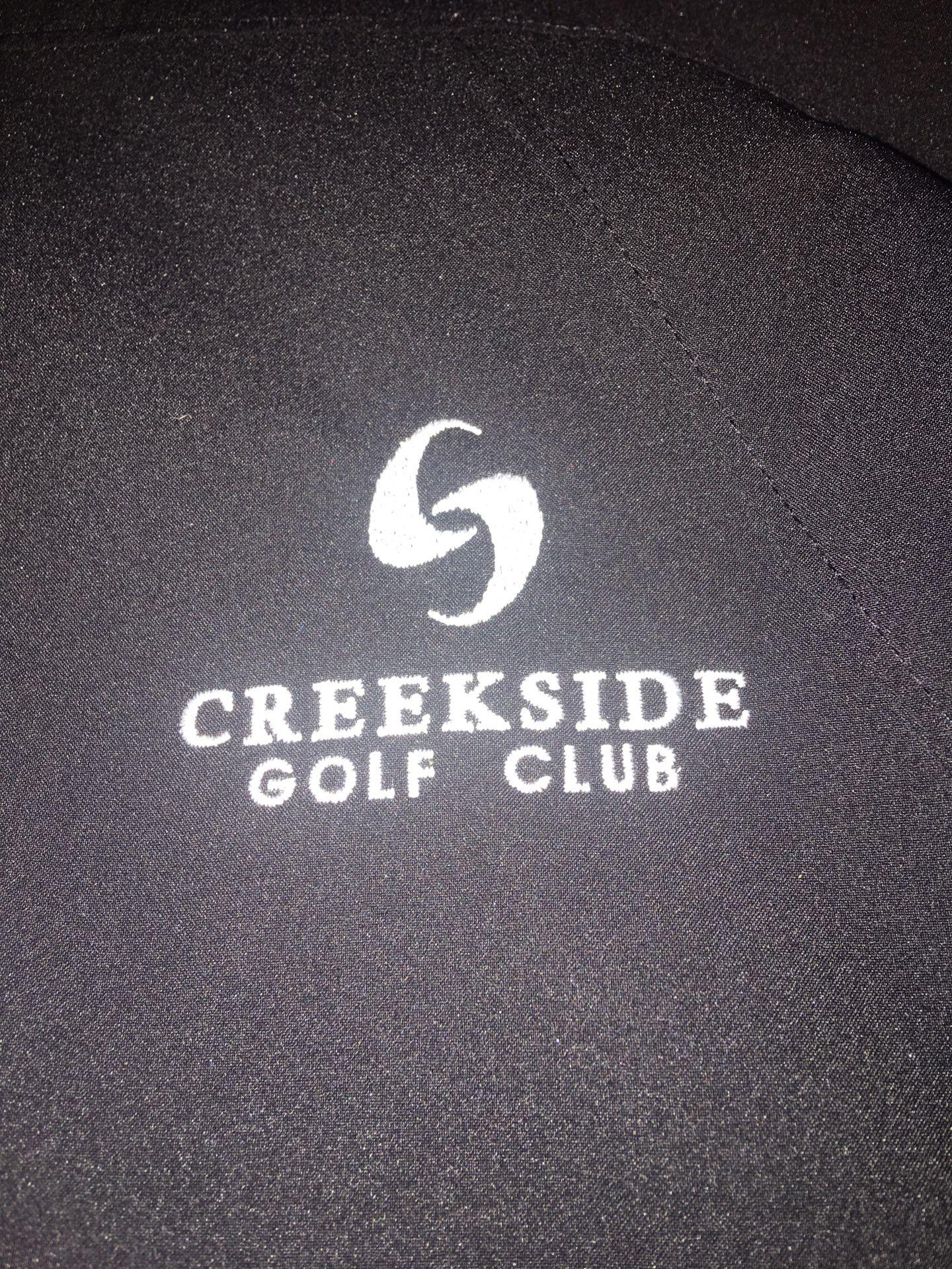Cutter & Buck, Jacket, Creekside Golf Club, Hiram, GA, Large, $12