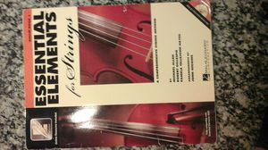 Musical instructional book for violin for Sale in Orlando, FL