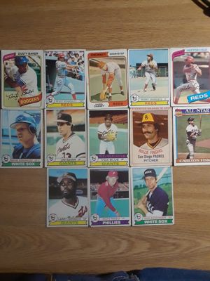 Baseball card set for Sale in Nashville, TN