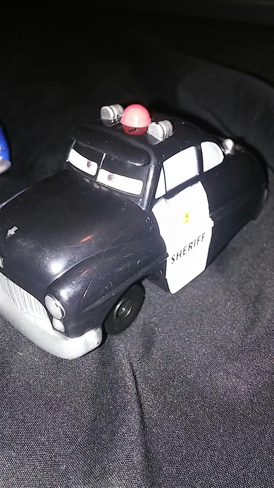 Disney Pixar Cars Sheriff VTech