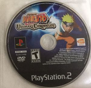 Naruto uzumaki chronicles for ps2 for Sale in Houston, TX