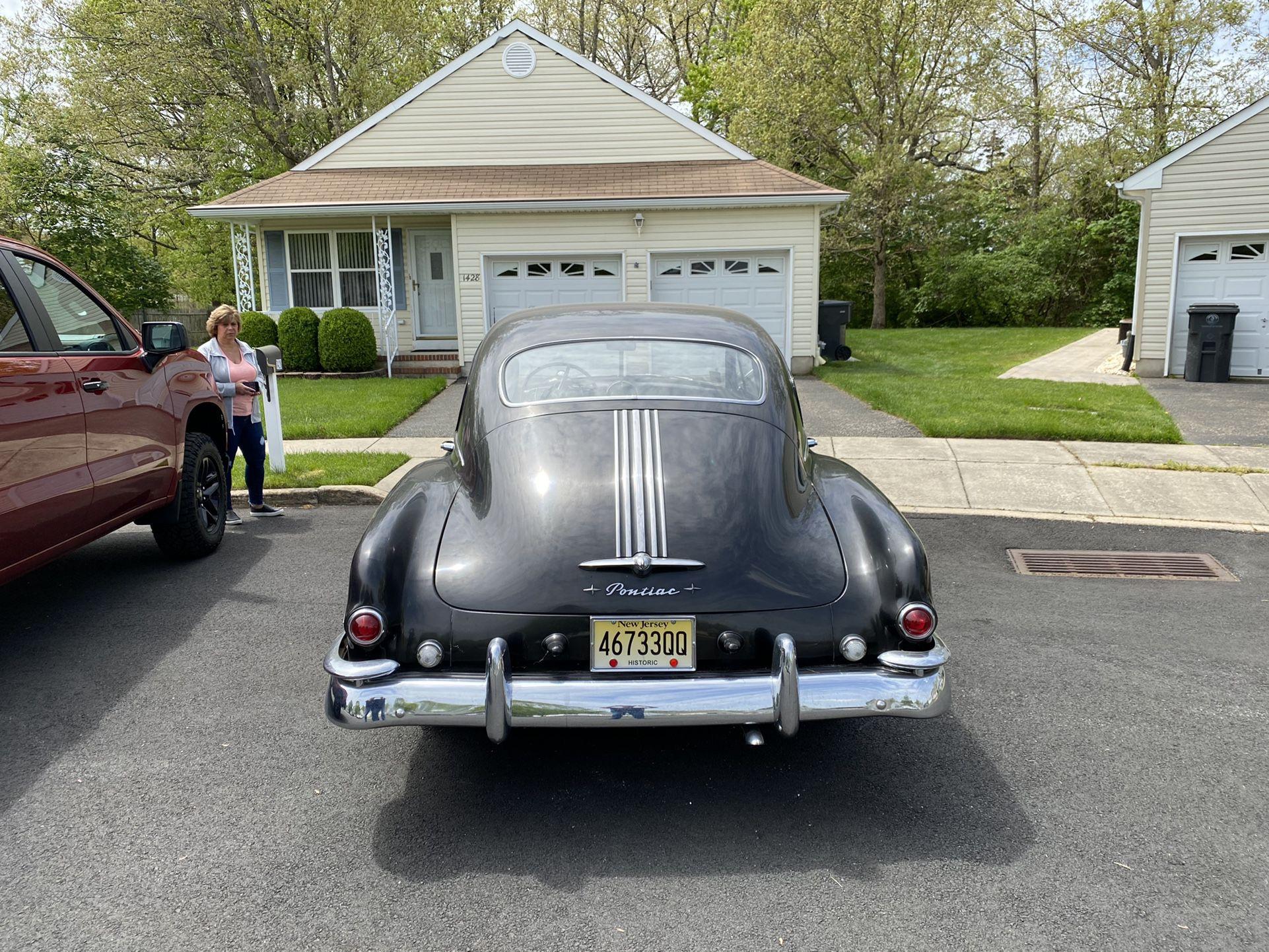 1949 Pontiac Silver streak Chieftain