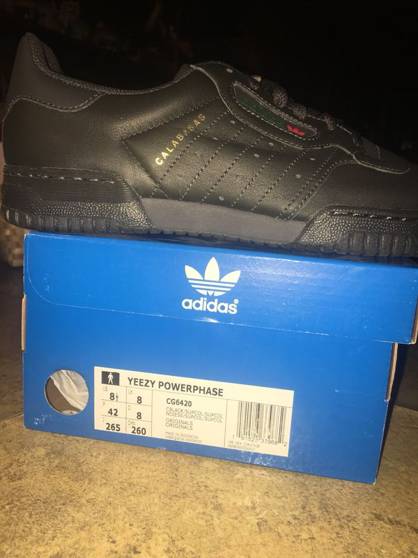 9113a7f022892 Yeezy Powerphase Calabasas for Sale in Albuquerque