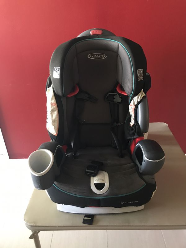Graco Car Seat Grow With Me