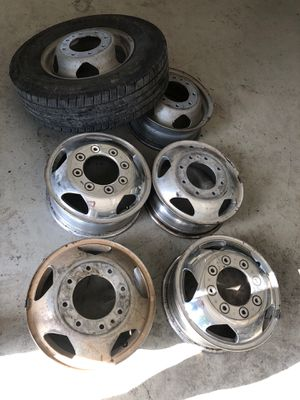 New and Used Dually wheels for Sale in Dallas, TX - OfferUp