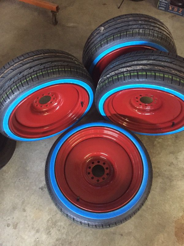 Steel Wheels For Sale >> Mob Steel Detroit Steel Wheels For Sale In Everett Wa Offerup