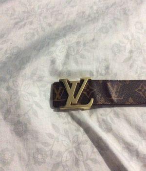 Louis Vuitton 40mm monogram belt for Sale in Woodbridge, VA