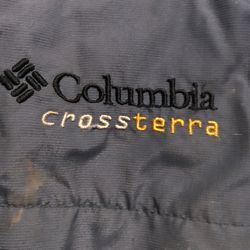 Columbia Blue And Yellow Winter Coat (size 14/16) Thumbnail