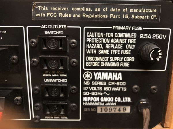 New and Used Stereo receiver for Sale in North Las Vegas, NV
