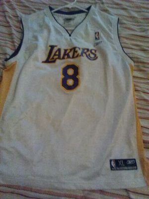 648671f9809d New and Used Lakers jersey for Sale in Buckeye