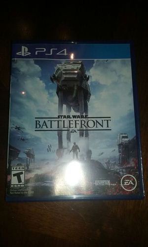 Star Wars: Battlefront PS4 for Sale in Charlotte, NC